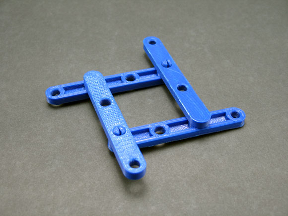 What Kind Of Nut Has A Hole >> Mechanical Design for 3D Printing - The Adventures of Eiki ...